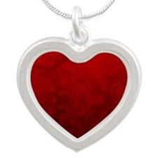 Red Satin Design Necklaces