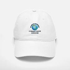World's Funniest Corrections Officer Baseball Baseball Cap