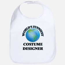 World's Funniest Costume Designer Bib