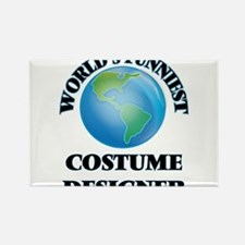World's Funniest Costume Designer Magnets