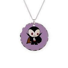 Cute Count Dracula Necklace