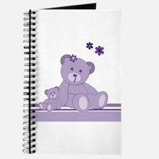 Purple Awareness Bears Journal