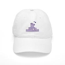 Purple Awareness Bears Baseball Baseball Cap