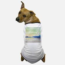 Green Grey Canvas Pier Dog T-Shirt