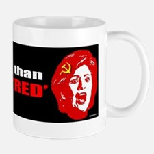 Better Fred than Red or Dead Mug