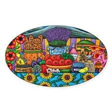 Flavours of Provence CBoard Image Decal