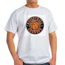 Basketball Grandpa T-Shirt
