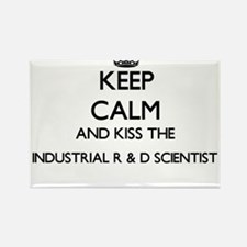 Keep calm and kiss the Industrial R & D Sc Magnets