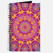 Trippy Hippy | v6 Geometric Mandala Journal