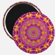 Trippy Hippy | v6 Geometric Mandala Magnets
