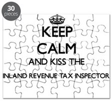 Keep calm and kiss the Inland Revenue Tax I Puzzle