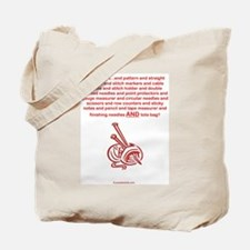 Got Yarn and... Tote Bag