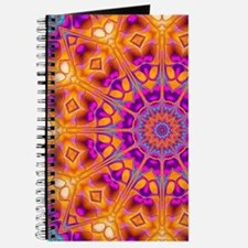 Trippy Hippy | v8 Geometric Mandala Journal