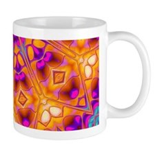 Trippy Hippy | v8 Geometric Mandala Mugs