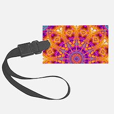 Trippy Hippy | v8 Geometric Mand Luggage Tag