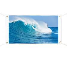 Blue Wave Banner