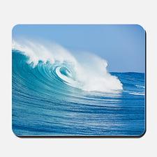 Blue Wave Mousepad