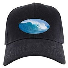 Blue Wave Baseball Hat