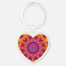 Trippy Hippy | v8 Geometric Mandala Keychains