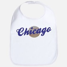 Chicago  w/baseball Bib