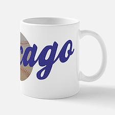 Chicago  w/baseball Mug
