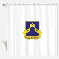 117th Infantry Regiment.png Shower Curtain
