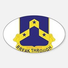 117th Infantry Regiment Decal