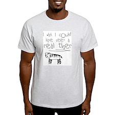 No More Tigers T-Shirt