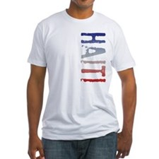 Haiti Ash Grey T-Shirt