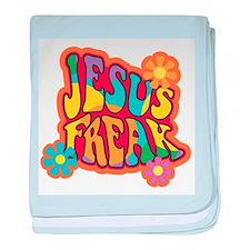 Jesus Freak baby blanket