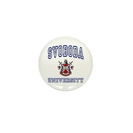 SVOBODA University Mini Button