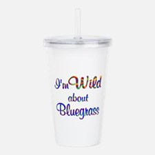 Wild about Bluegrass Acrylic Double-wall Tumbler