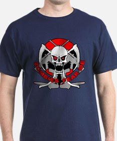 Zombies fear me r T-Shirt