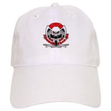 Zombies fear me r Baseball Cap