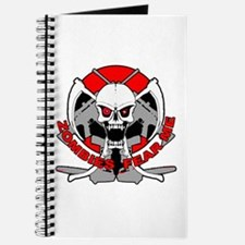 Zombies fear me r Journal