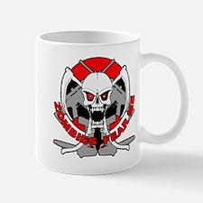 Zombies fear me r Mug