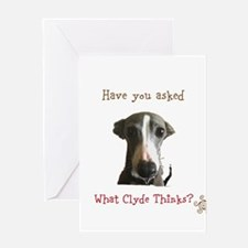 What Clyde Thinks Greeting Cards