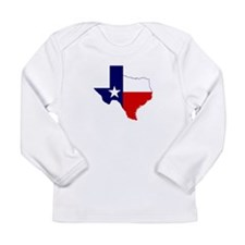 Great Texas Long Sleeve Infant T-Shirt