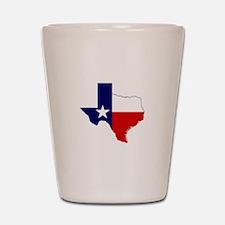 Great Texas Shot Glass