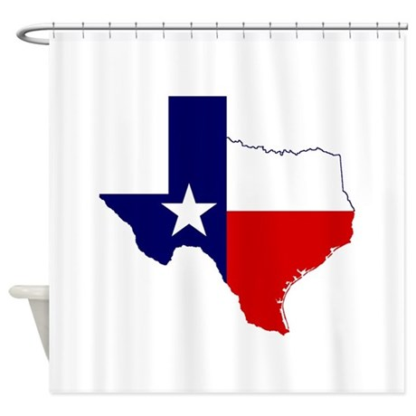 Great Texas Shower Curtain By Gettexas