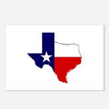 Great Texas Postcards (Package of 8)