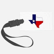 Great Texas Luggage Tag