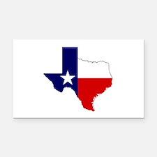 Great Texas Rectangle Car Magnet