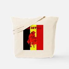 Belgium Red Devils Tote Bag