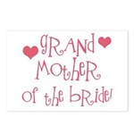 Grandmother of the Bride Postcards (Package of 8)