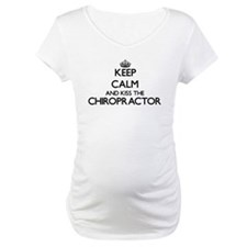 Keep calm and kiss the Chiroprac Shirt