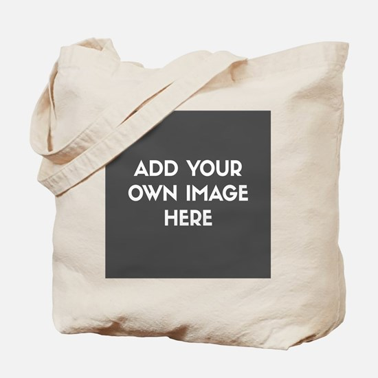 Add Your Own Image Tote Bag