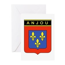 Groupe ANJOU.psd Greeting Cards