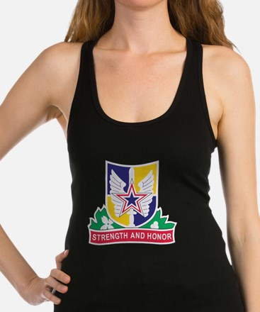 35th Infantry Division.psd.png Racerback Tank Top
