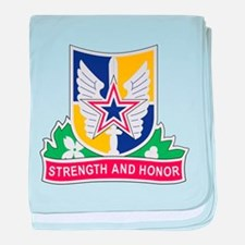 35th Infantry Division.psd.png baby blanket